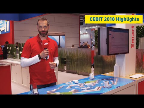 AVM at CEBIT 2018: The Highlights