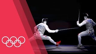 Fencing | Olympic Insider