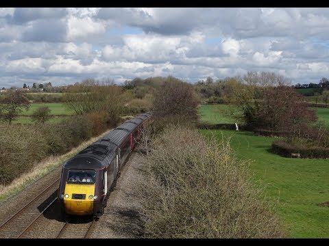 Ram Hill, Wickwar, Patchway, Pilning, Bishton, Caldicot, Undy & Severn Tunnel Junction (13-03-2018)