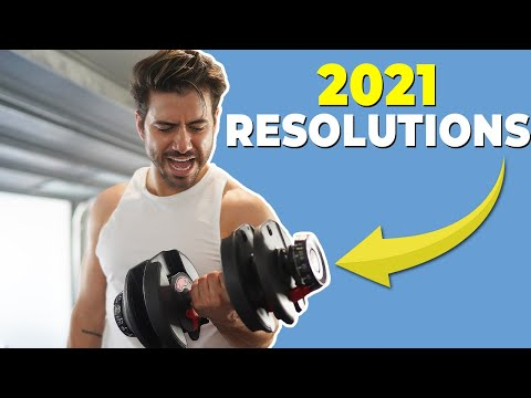 MAJOR Resolutions EVERY GUY Needs to Keep in 2021 | Alex Costa