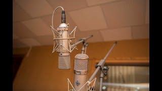Sound Test Vintage U47 vs Modern Neumann U87Ai