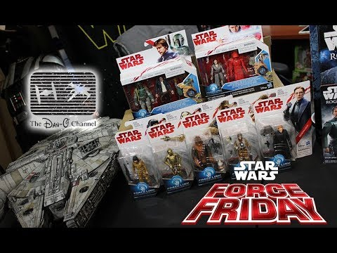 Force Friday Sneak peek preview! | The Dan-O Channel