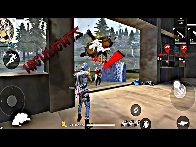 HIGHLIGHTS #4|MP40 | FREE FIRE