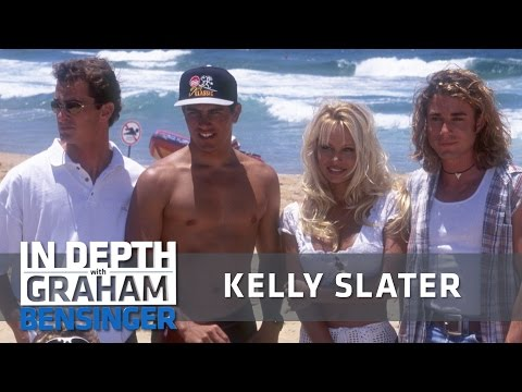 Kelly Slater: I was embarrassed to be on Baywatch