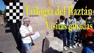Trilogía del Baztán. Visita guiada por Elizondo