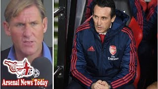 Unai Emery must not be blamed amid Arsenal sack claims insists Simon Jordan- news today Video