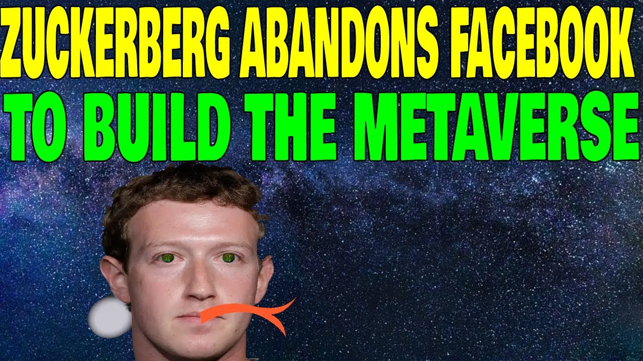 Explained: Why Facebook wants to rebrand itself for the 'Metaverse'