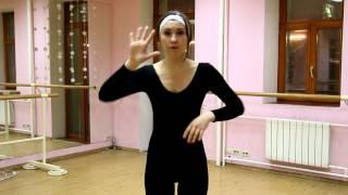 Онлайн-уроки по технике пантомимы. Разминка кистей рук