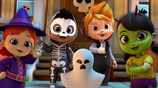 Gambar cover Fröhliches Halloween | Halloween Lieder | Kinderlieder | Happy Halloween | Kids Tv Deutschland