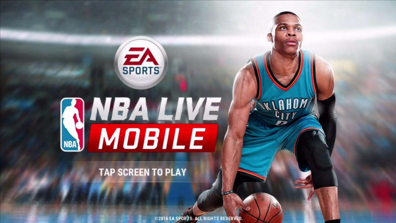 Get The Latest Hd And Mobile Nba: NBA Live Mobile (by Electronic Arts)