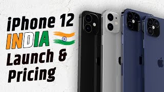 iPhone 12 Mini, 12, 12 Pro, 12 Pro Max Launch date and India Pricing 🇮🇳 in Hindi