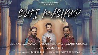 Sufi Mashup 2021   World Music Day   Studio SoundScore