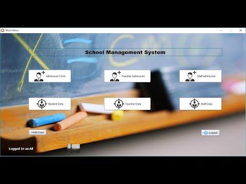 قسمت یازدهم آموزش سیستم مدیریت مکتب با زبان برنامه نویسی جاوا