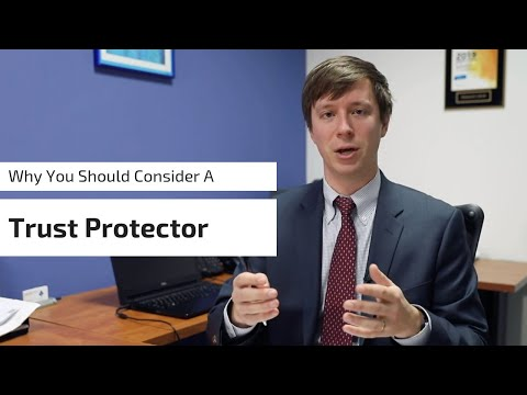 A Short Overview On Trust Protectors