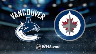 Mathieu Perreault recorded three points and Connor Hellebuyck made ...