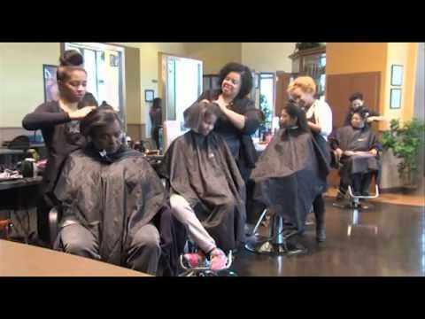 Atlanta Empire Beauty School Featured On The News Youtube