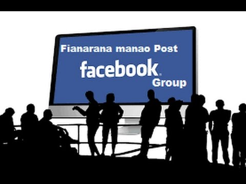 Fanaovana Post amin'ny Facebook - BTChamp Madagascar
