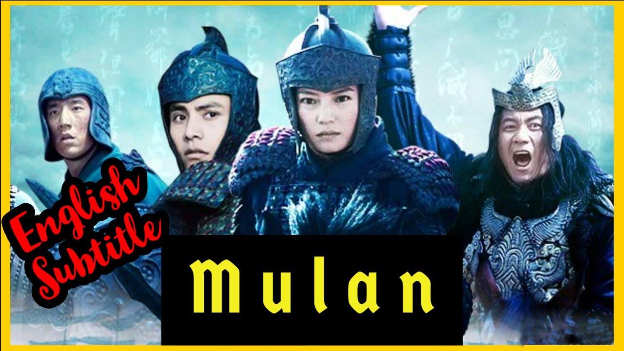 Download Mulan || Best Adventure Drama Romantic War Movies 2020 With English subtitles Hollywood Chinese