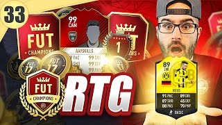 THE NEW BEST WEEKEND LEAGUE SQUAD! - Road To Fut Champions - fifa 17 ultimate team #33