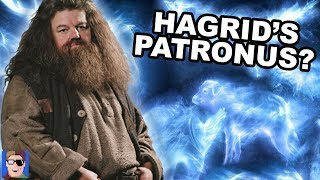 Hagrid's Patronus | Harry Potter Theory