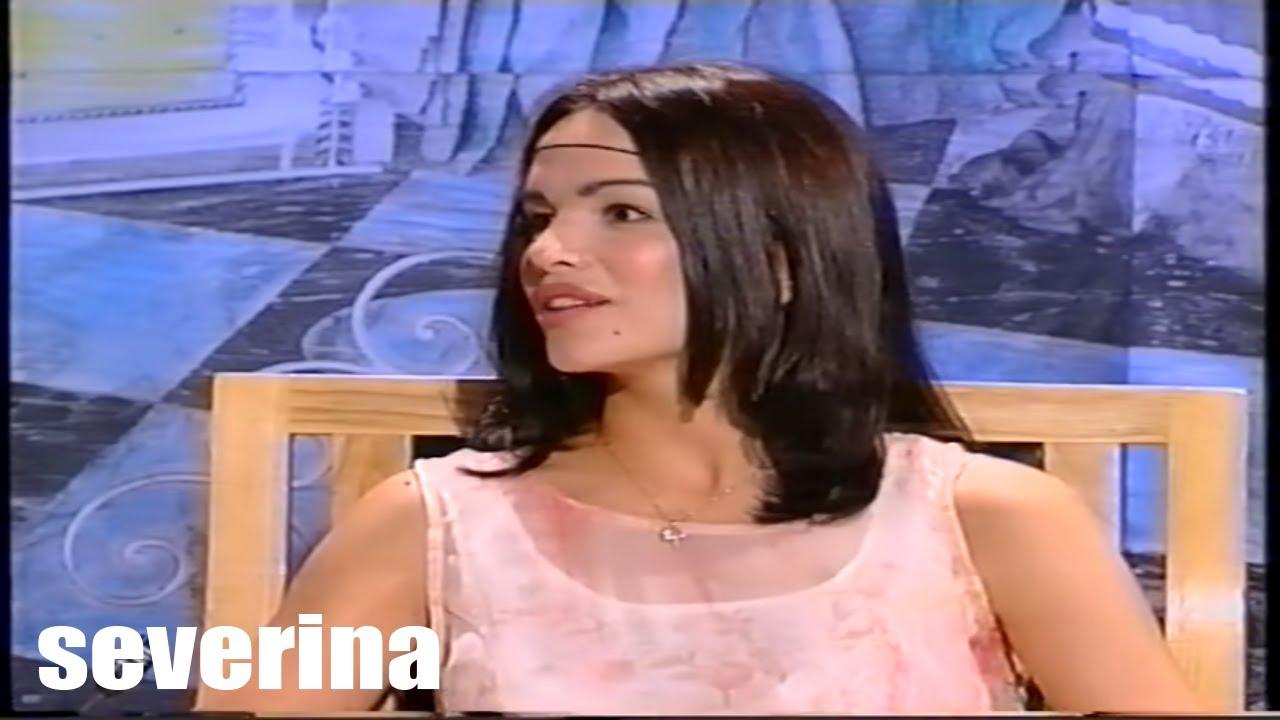 SEVERINA - ZRCALO (INTERVIEW 1995.)