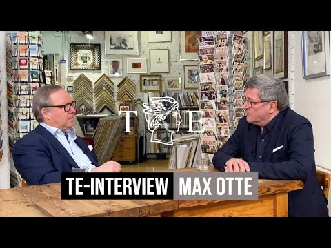 TE-Interview: Max Ottes Notizen aus einer anderen Zeit