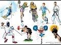 я люблю все виды спорта
