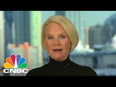 Cindy McCain On Reality Of Refugee Crisis | Squawk Box | CNBC