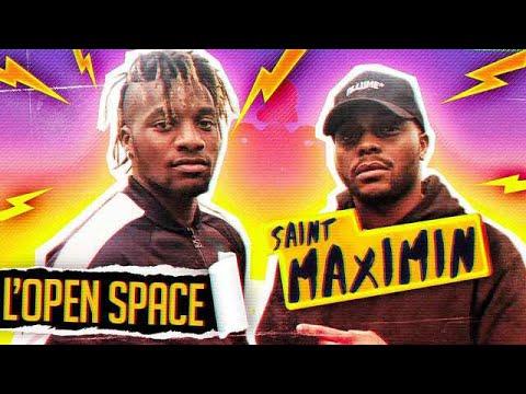 L'OPEN SPACE SAISON 2 - ALLAN SAINT MAXIMIN !!! (OGC NICE)