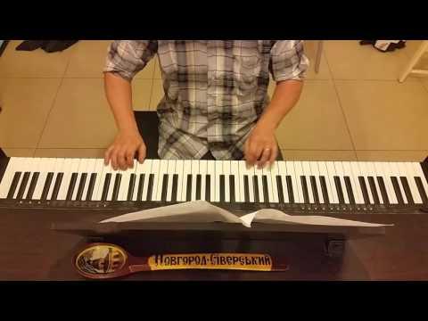 Mambo Italiano Shaft Dean Martin piano cover Мамбо Итальяно пианино кавер