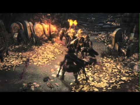 Dark Souls studio reveals PS4-exclusive Bloodborne