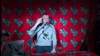 """Дмитрий """"Сид"""" Спирин: презентация книги """"Тупой панк-рок для интеллектуалов"""""""