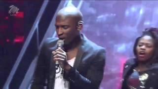 Idols Top 7 Performance: Karabo does Calvin