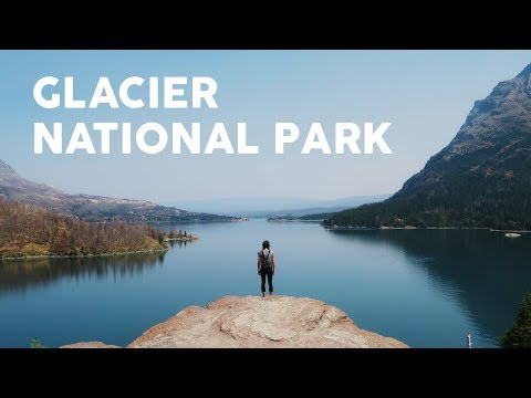 Glacier National Park | 10K-mile Road Trip Vlog 47