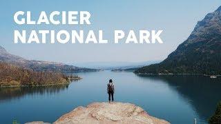 Glacier National Park | 10K-mile Road Trip Vlog 47