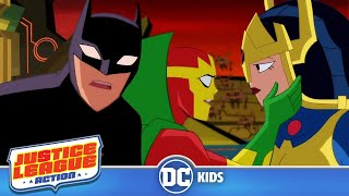 Justice League Action | Razzle Dazzle | DC Kids