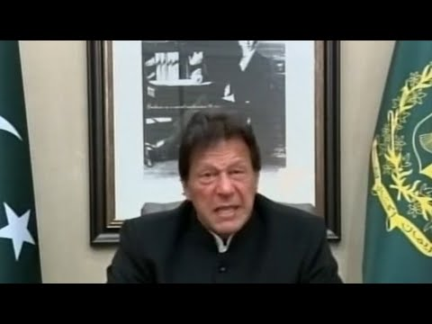 Imran Khan denies Pakistan's involvement in Pulwama attack