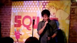 Stand-up Maddyson'а и Хованского  Squat Cafe 25.09.12