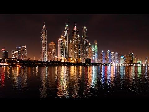 Дубай Марина (ОАЭ) / Dubai Marina (UAE)