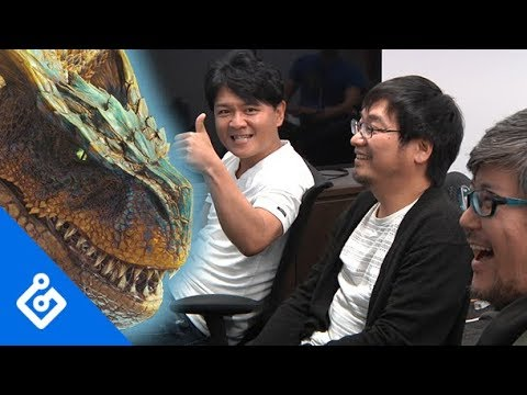 Monster Hunter World: Iceborne's Developers Hunt A Tigrex