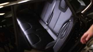 Front trunk, Trunk, and Rear Seats + 3D