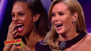 STAND UP COMEDIAN TELLS THE FUNNIEST JOKES! The Judges Can't Stop Laughing!