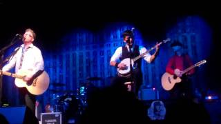 Flogging Molly-The Wanderlust (Acoustic Version)