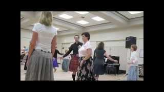 Scottish Country Dance Tustin 2014