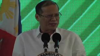 Unveiling Of The Cory Aquino Democratic Space Marker (speech) 02/13/2013