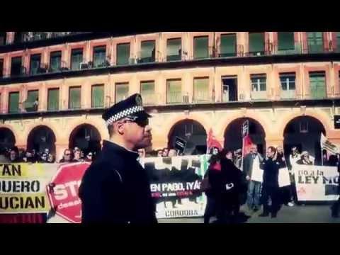 manifestacion-no-a-la-ley-mordaza.-movanre-y-marchas-dignidad-córdoba-24/01/15