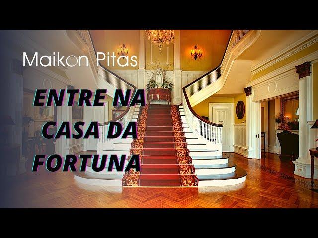 NÃO ACEITE A POBREZA | Maikon Pitas