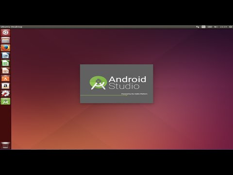 How to install Android Studio in Ubuntu Linux (14.04 LTS or 16.04 LTS)