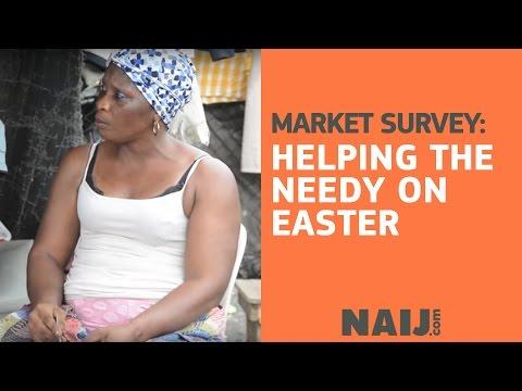 Market Survey - Easter special