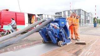 Groot onderhoud Churchillbrug Leiden